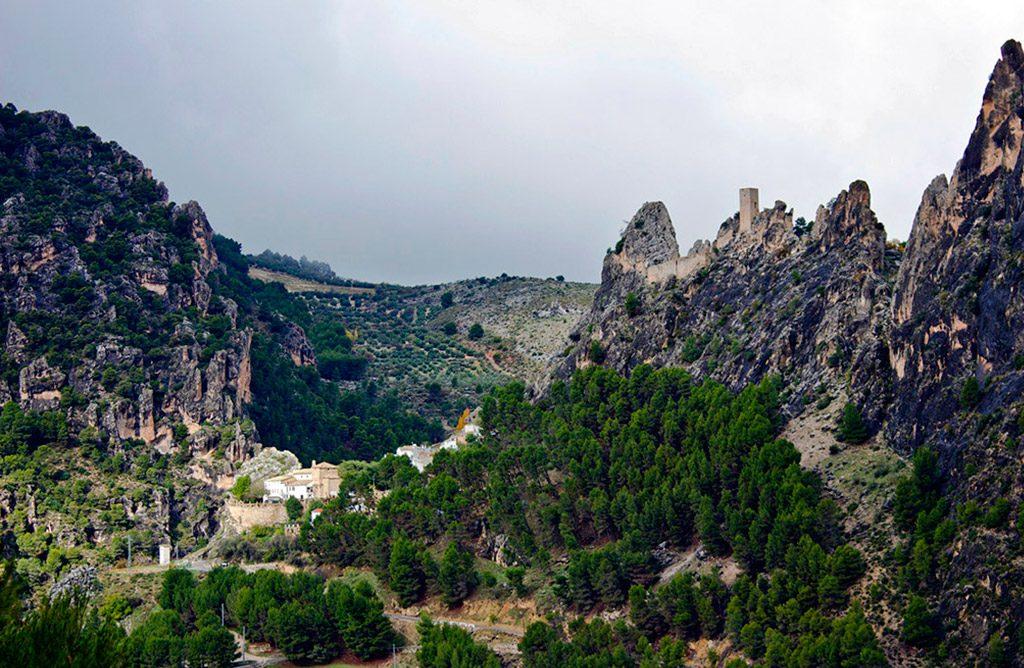 Tíscar, Sierra de Cazorla