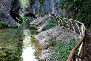 Cerrada de Elías, rio Borosa, Sierra de Cazorla