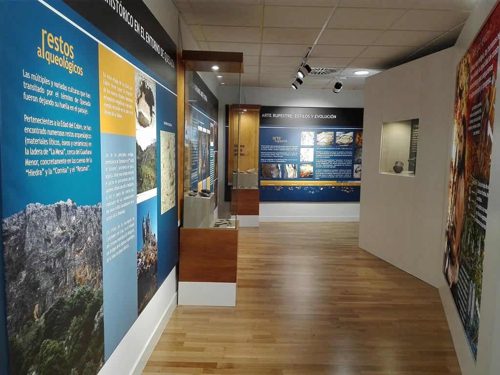 Centro de Interpretacion del Patrimonio Arqueologico de Quesada