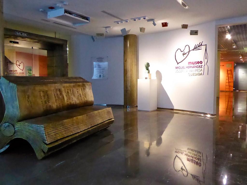 Museo de Miguel Hernandez en Quesada. Cultura donde nace el guadalquivir