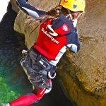 Alojamiento y aventura. Descenso de barrancos en Sierra de Cazorla