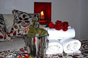 Casas rural de calidad con bienvenidas romanticas en Sierra de Cazorla
