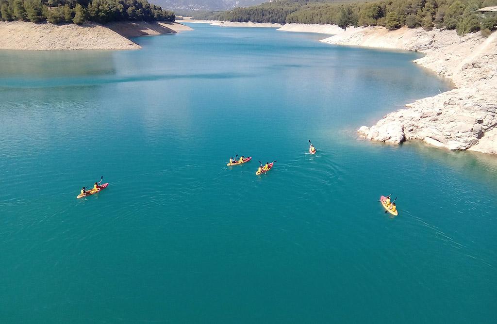 Kayaks - Actividades Cazorla Rural