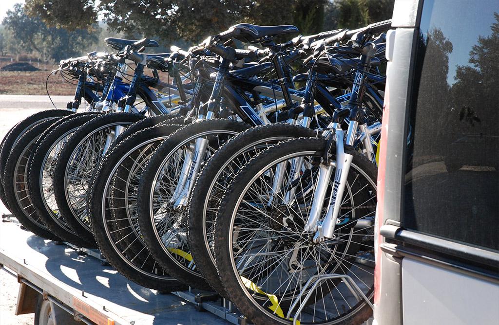 Bicicletas - Actividades Cazorla Rural