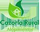 Cazorla Rural Logo fijo