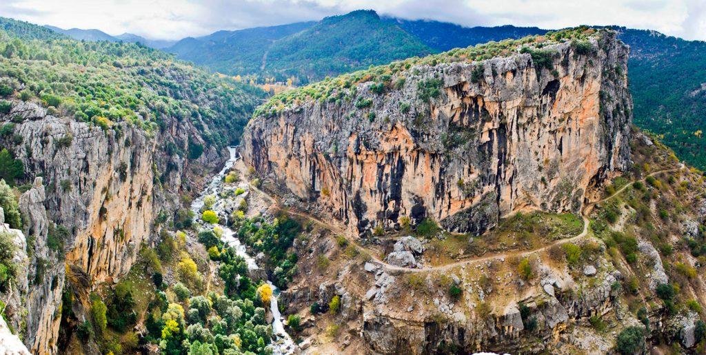 Casas rurales en un entorno privilegiado del Parque Natural Sierras de Cazorla, Segura y las Villas