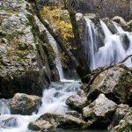 Nacimiento del rio Guadalquivir en Sierra de Cazorla, Quesada