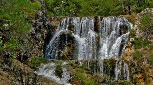 Sierra de Cazorla, ruta del arroyo Guazalamanco