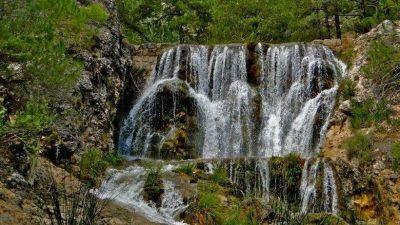 Sierra de Cazorla, vacaciones de verano