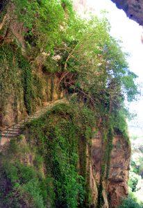 Paraiso natural en Quesada, Cueva del agua