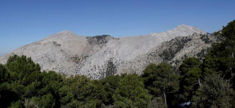 Escapada en Sierras de Cazorla