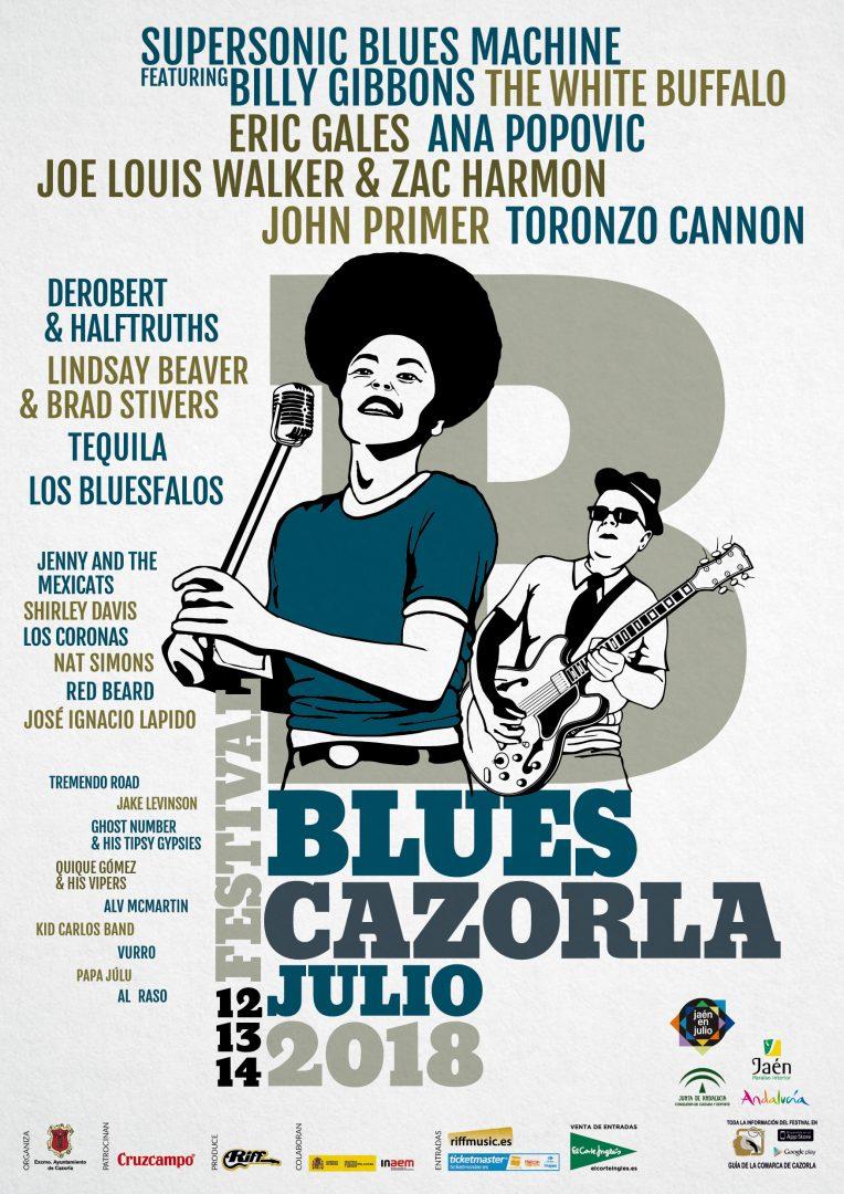 Festival de Blues Cazorla