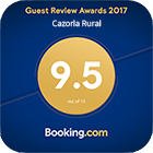Booking Cazorla Rural