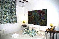 Dormitorio Casa Rural Guadalentin