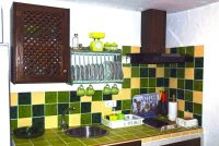 Complete Kitchen Cazorla Rural House Guadalentin