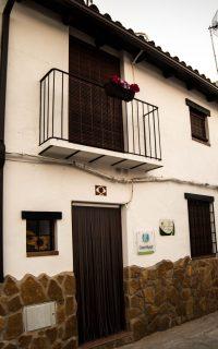 Fachada Casco Antiguo Cazorla Rural Gualay