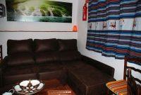 Sala de estar Cazorla Rural Gualay