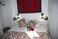 Dormitorio Bienvenida romantica Gualay Cazorla Rural