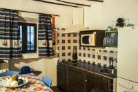 Complete Kitchen Cazorla Rural House Guadalquivir