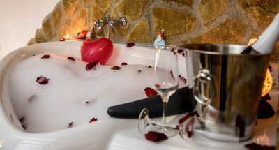 Romantic Welcome Jacuzzi Cazorla Rural House Guadalquivir