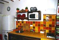 Complete Kitchen Cazorla Rural House Guadiana
