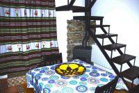 Dining Room Cazorla Rural House Guadiana