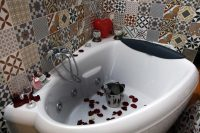 Romantic Welcome Jacuzzi Cazorla Rural House Guadiana
