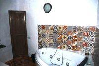 Jacuzzi whirlpool tub Cazorla Rural House Guadiana