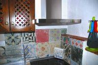 Kitchen Cazorla Rural House Gualay