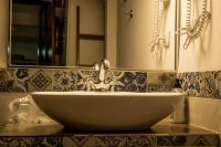 Sink Cazorla Rural House Gualay