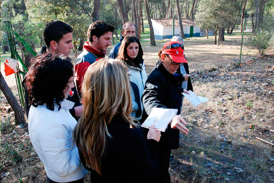 Orientacion Deportiva Cazorla Rural