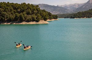 Kayak Pack Aventura Cazorla Rural