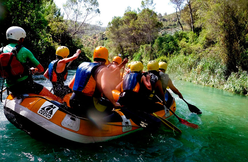 Rafting Cazorla Rural House