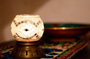 Decoration Lamp Bundle Cazorla Rural House