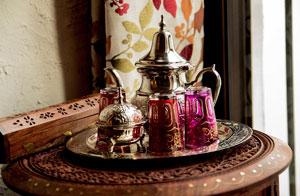Tea Corner Romantic Welcome Pack Cazorla Rural House