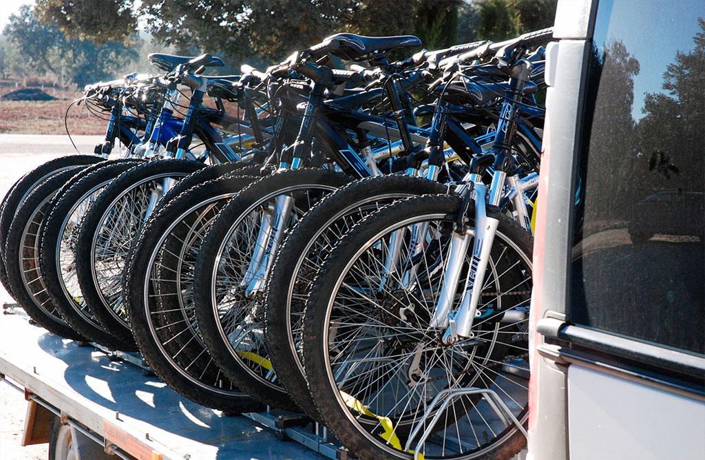 Rutas en Bicicleta Cazorla Rural