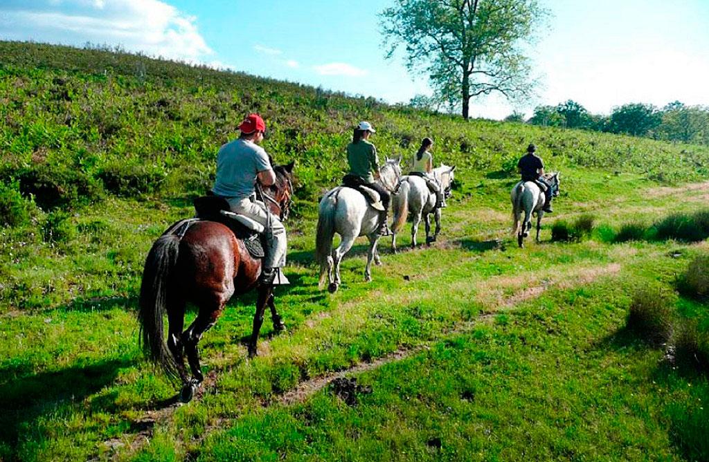 Ruta a Caballo Cazorla Rural