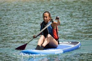 paddle surf en sierra de cazorla, actividades más alojamiento