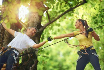 actividad gratis de aventura con tu alojamiento en sierras de cazorla