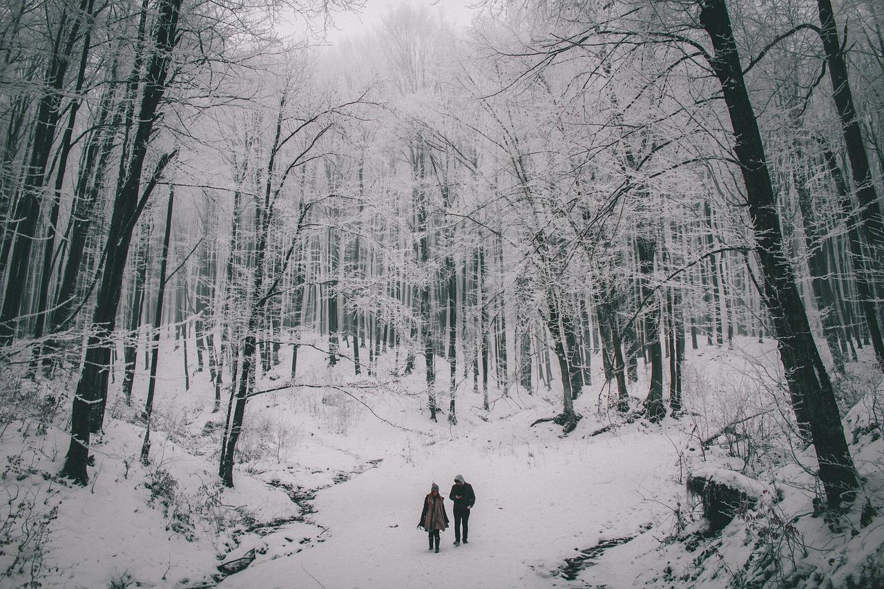 invierno en cazorla rural